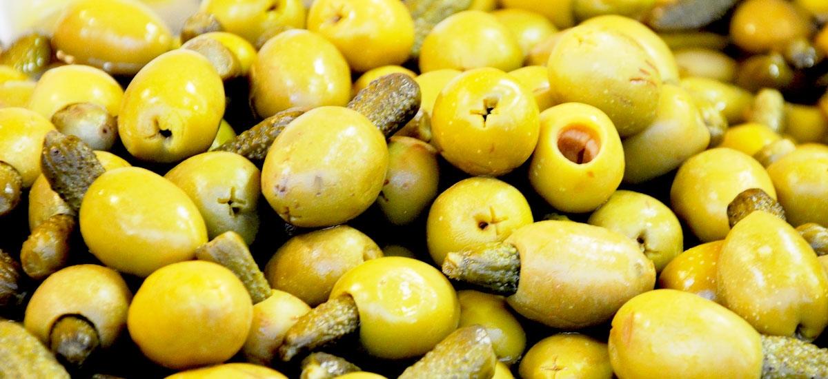 olive distributor